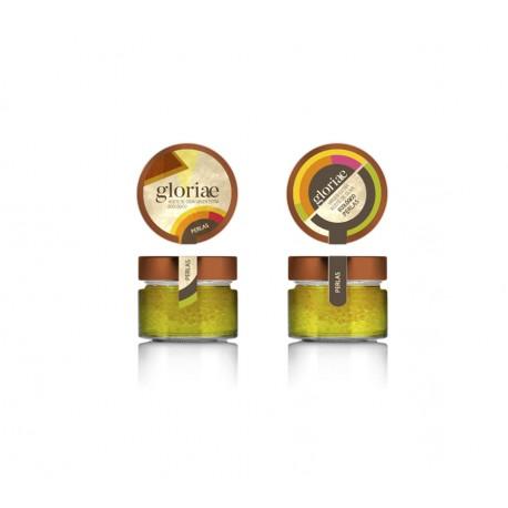 Pack esferificaciones. Aceite y Vinagre
